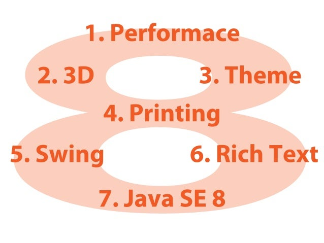 JavaFX 8 に関する 7 つのこと Slide 2
