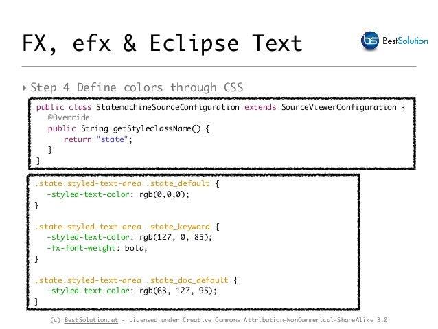 Javafx Change Text Color Of Text Field Textarea javaFx Color