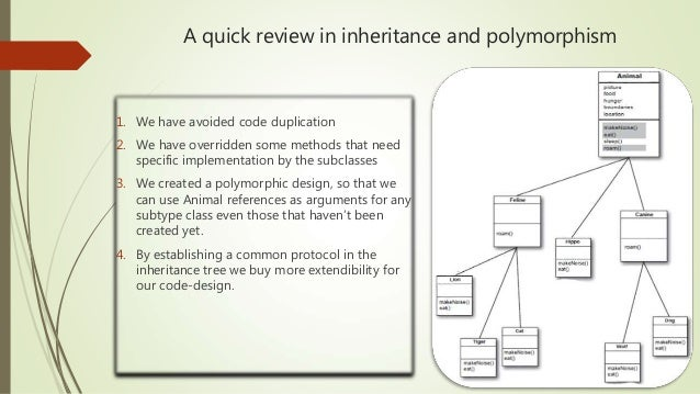 Java interfaces 5 polymorphism and interfaces 2 a quick ccuart Images