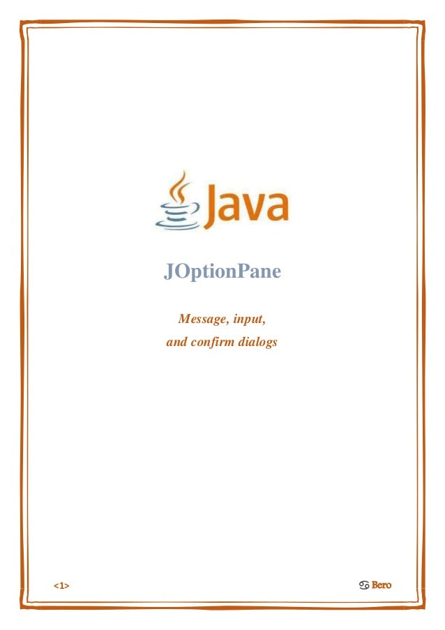 66. Joptionpane example payroll program learn java youtube.
