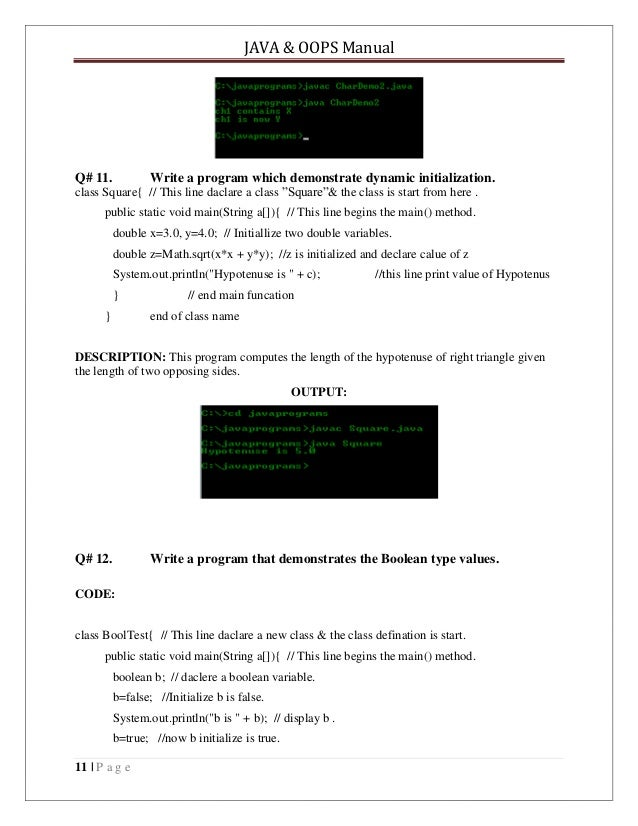 java codes Learn the fundamentals of java—one of the most relevant and long-standing programming languages in the world today java has dozens of uses from game development to business apps get a head start on prep for the ap computer science exam and build a resume colleges will fight over it all starts with building your.