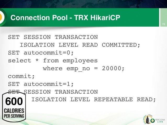 Java MySQL Connector & Connection Pool Features & Optimization