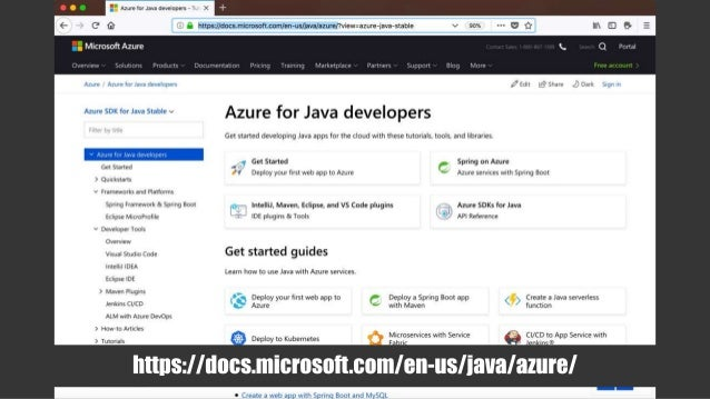 The Experience of Java on Kubernetes with Microservices from HackFest