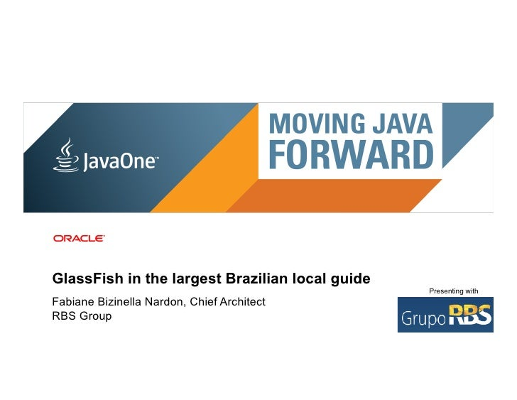 GlassFish in the largest Brazilian local guide                                                                            ...