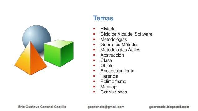 Java OO: Introducción Slide 2