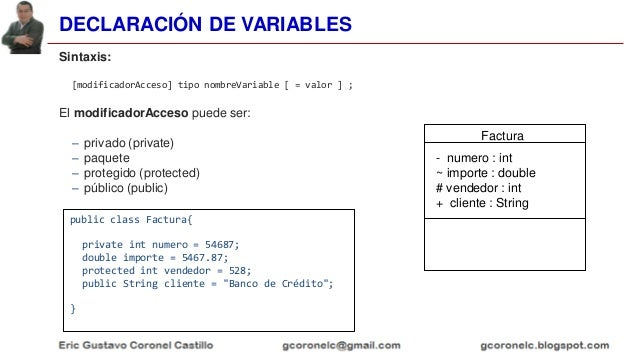 JAVA OO - TEMA 02 - MIEMBROS DE CLASE Slide 3