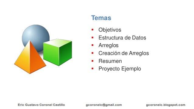 Java OO - Tema 07 - Arreglos Slide 2