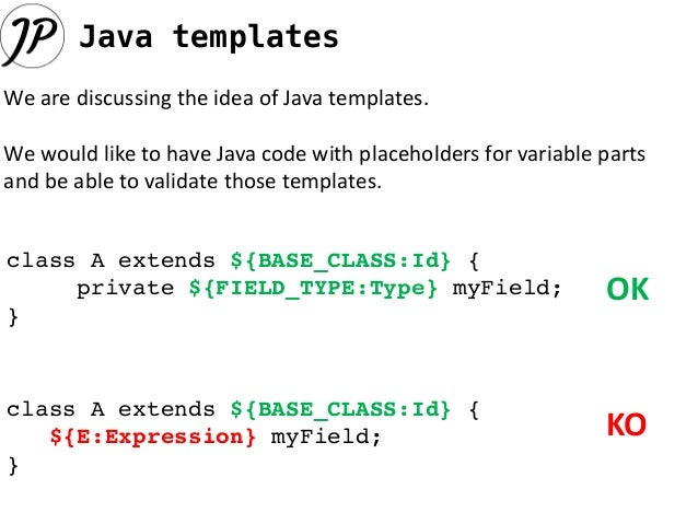 JavaParser - A tool to generate, analyze and refactor Java code