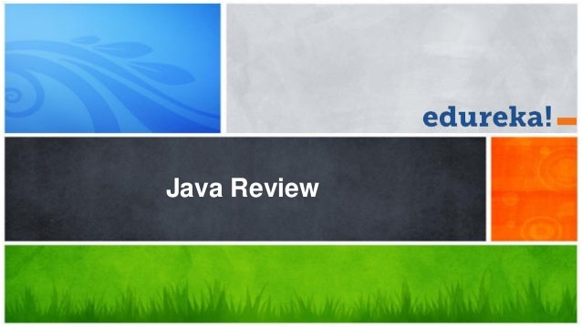 Java Review