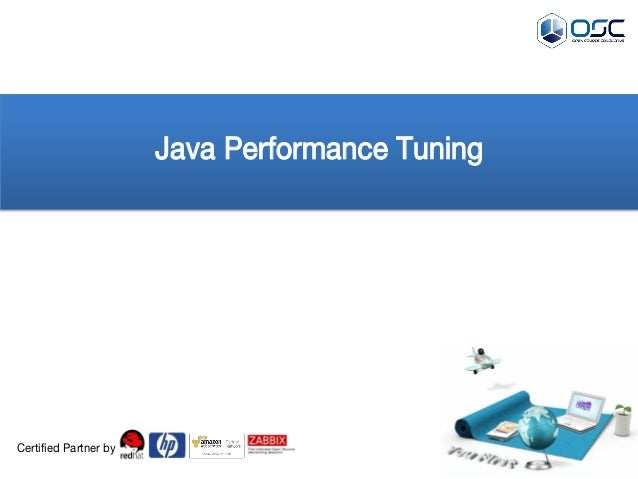 Java Performance Tuning Certified Partner by