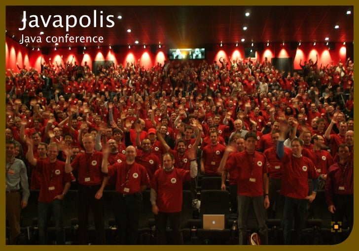 Javapolis Java conference