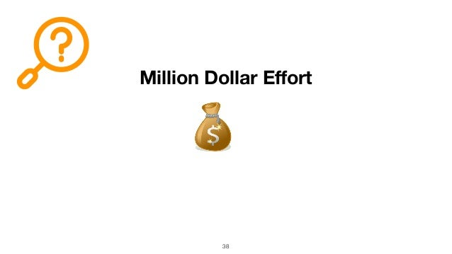 38 Million Dollar Effort