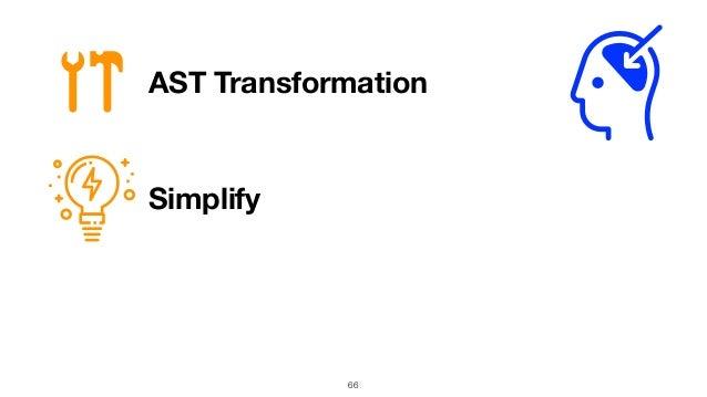 66 AST Transformation Simplify