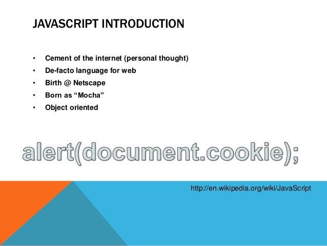 Testing Javascript - Prasanna K, ThoughtWorks Slide 2
