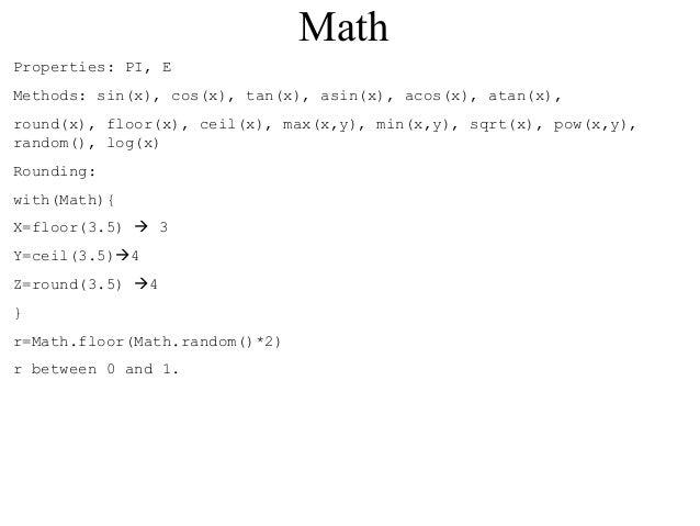 Math ...