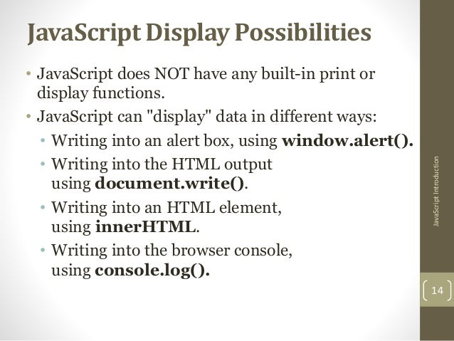 Using document.writeln for a simple html table