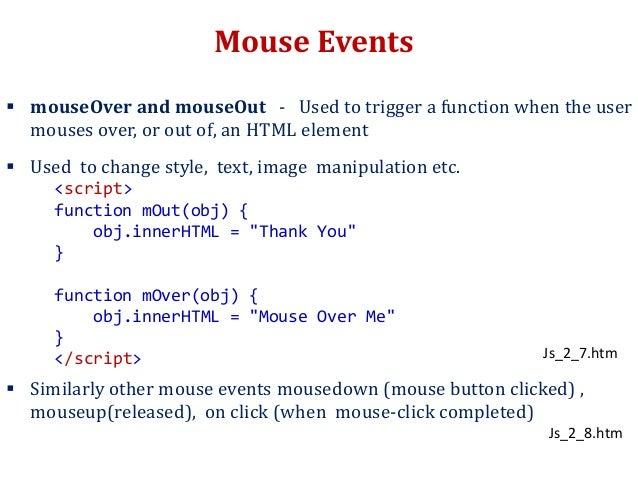 Javascript Trigger Click