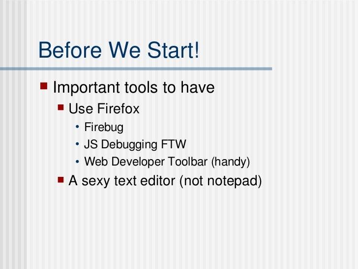 JavaScript: Ajax & DOM Manipulation Slide 3