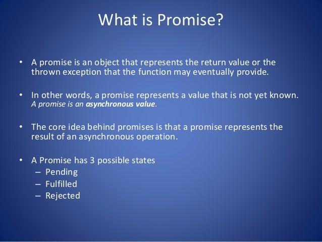 How do I convert an existing callback API to promises?