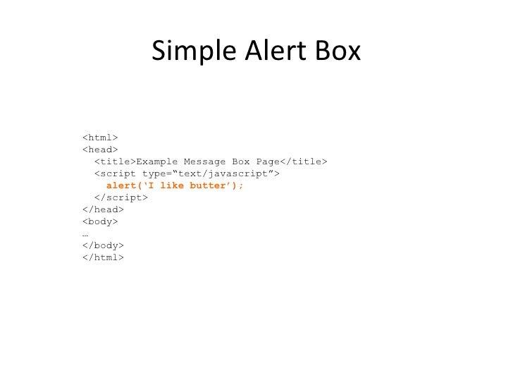 Javascript 2009