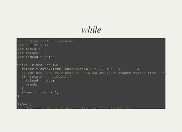 JavaScript: Core Part