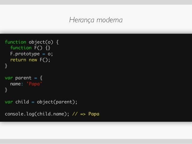 Classes com o ECMAScript 6