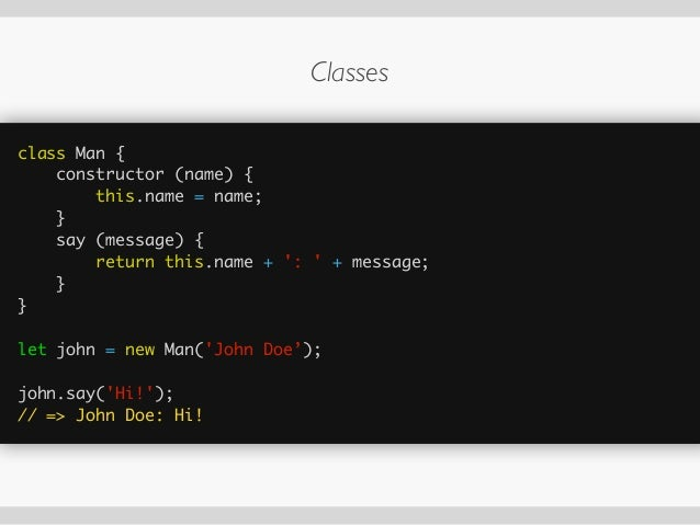 Modules // plugins/math.js export function square (a) { return a * a; } ! ! // index.js import 'plugins/math.js' as M...