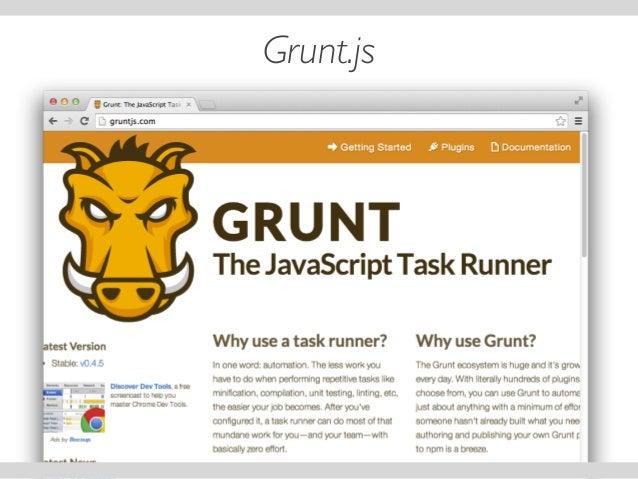 JavaScript de qualidade: hoje, amanhã e sempre!