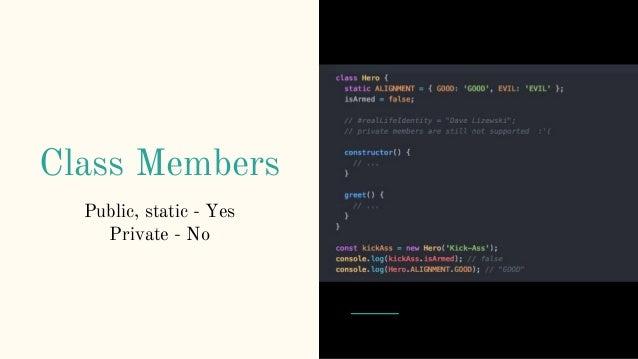 Java Script Design Patterns with ES6, ES7, Babel