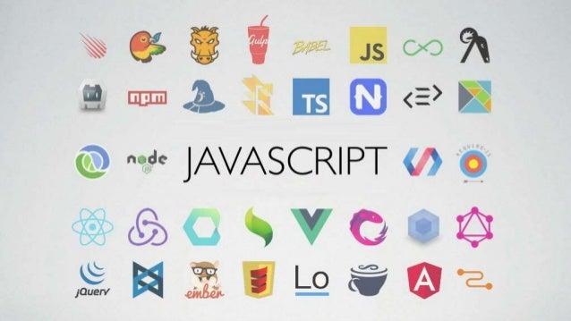 JAVASCRIPT: FUTURE OF WEB FUTURE OF WEB DEVELOPMENT IS THE JAVASCRIPT. WRITE ONCE.