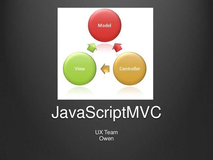 JavaScriptMVC<br />UX Team<br />Owen<br />