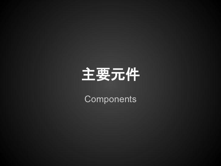 Components●   Juice Session (juice-session)●   Juice Daemon (judaemon)      Sleep/Suspend Time      Theme settings      Ho...