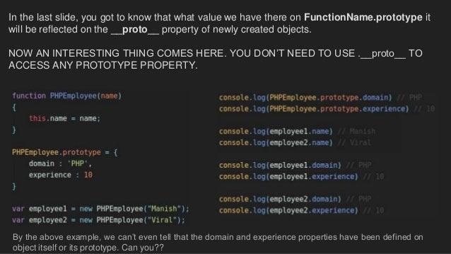 Javascript Prototypal Inheritance Big Picture