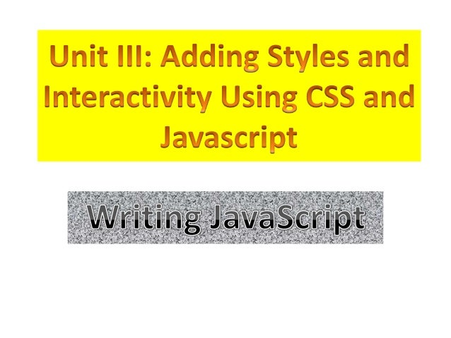 • Discuss the syntax in writing the  JavaScript in the HTML  documents.• Apply the basic JavaScript  command in displaying...