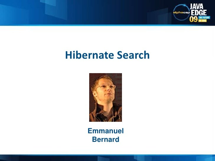 Hibernate Search In Action Ebook