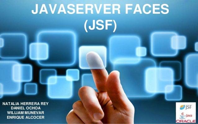 Javaserver Faces (jsf)
