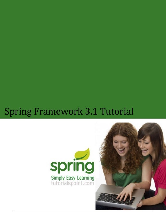 Java spring tutorial