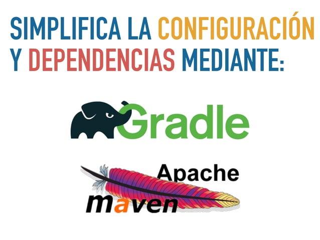 AGRUPAR DEPENDENCIAS CLASIFICADAS POR TIPOS(FUNCIONALIDAD)