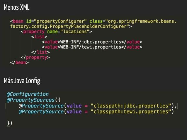 REQUISITOS. ▸ Se puede usar tanto en Gradle 1.12+ como Maven 3.2+ ▸ ** Usaremos Gradle para la presentación** ▸ Por defect...