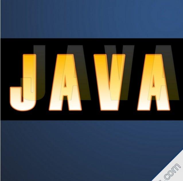 Chương 1  Giới thiệu ngôn ngữ lập trình Java