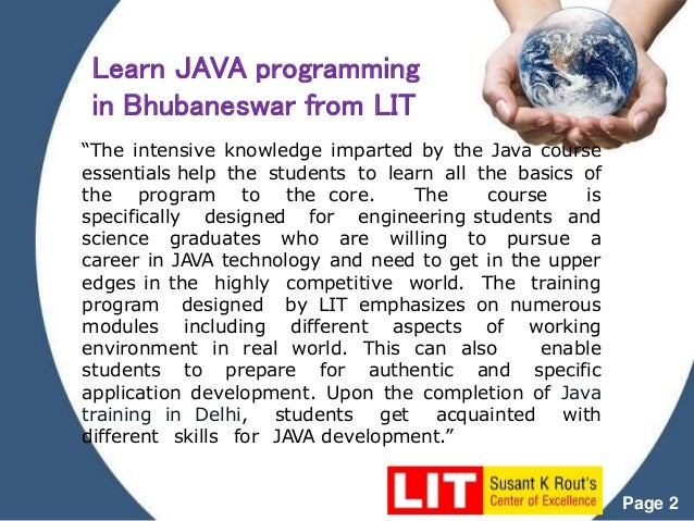 Java training in bhubaneswar powerpoint templates learn java toneelgroepblik Gallery