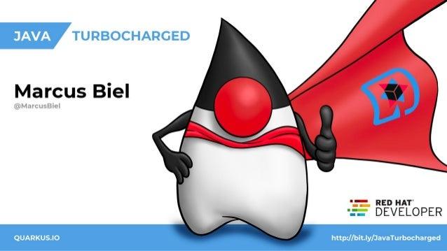Java, Turbocharged