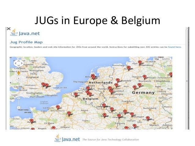 Java user group LouvainLaNeuve