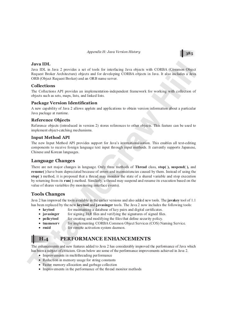 American Resume Style