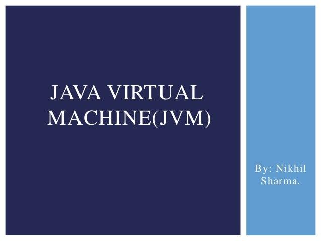 java machine 1