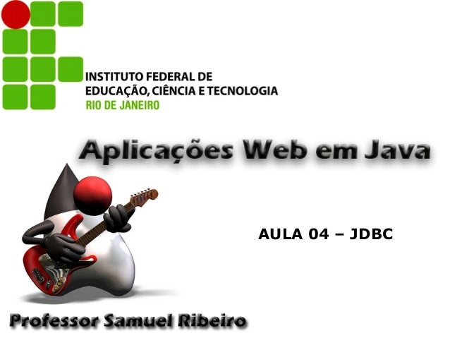 AULA 04 – JDBC