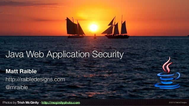 Java Web Application Security with Java EE, Spring Security