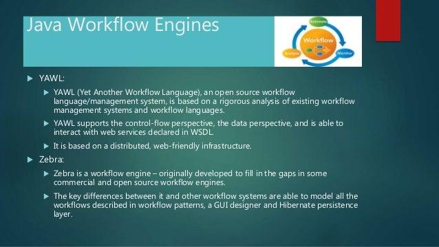 Java workflow engines
