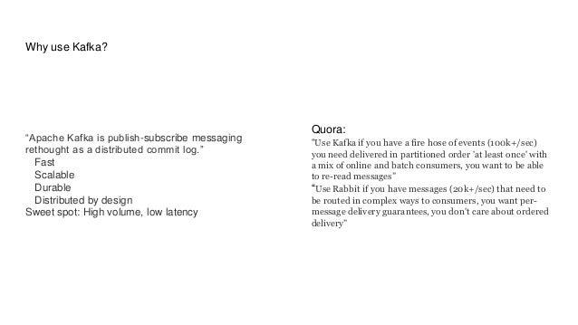 101 ways to configure kafka - badly