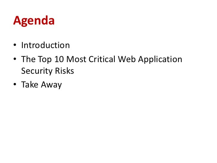 Security in practice with Java EE 6 and GlassFish Slide 2